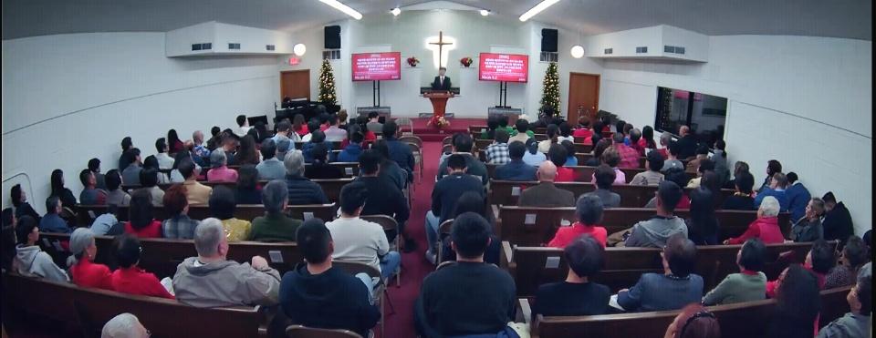 2019 Christmas United Worship