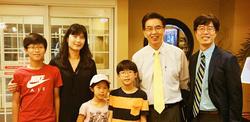 Dr. Daniel Park New Song Church