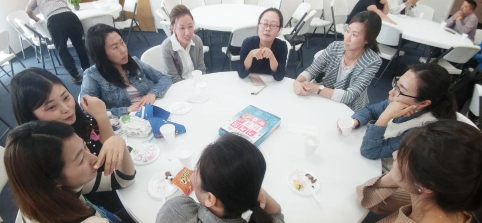 Sunday Korean School Preparation