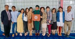 Congratulations! Abraham Yu