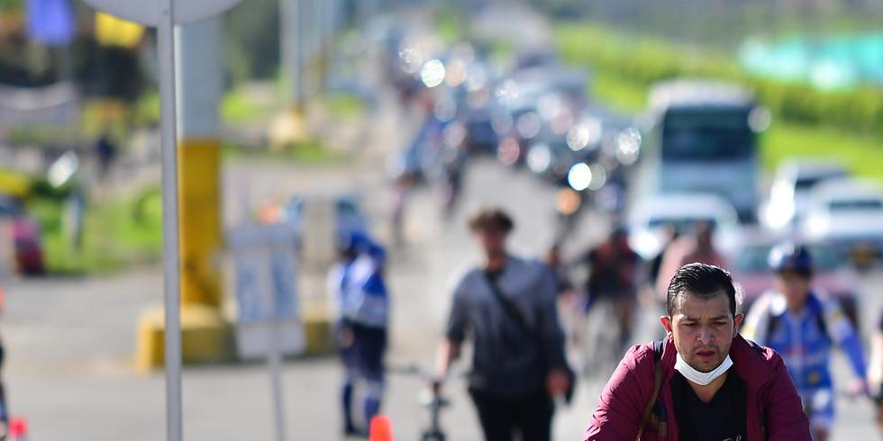 'Los efectos del exceso de velocidad vehicular: riesgos para la vida de los ciclistas'