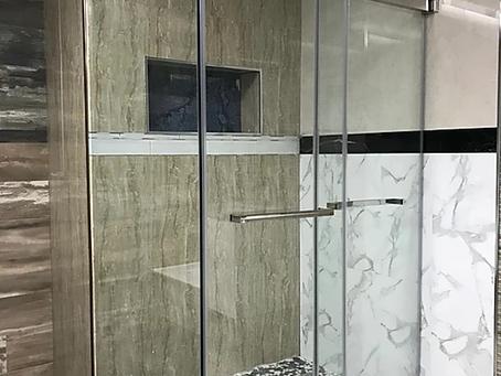 Do Frameless Glass Shower Doors Leak?