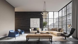 Projeto Decorado Living Room