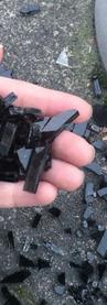black road diamonds