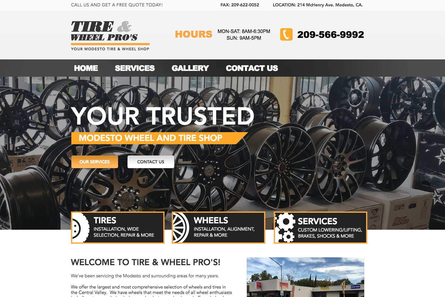 tire and wheel pros portfolio