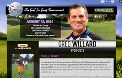 golf for greg portfolio