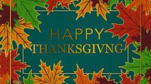 It is ThanksgivingMadness