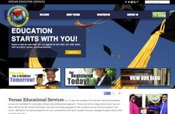 versan educational services portfolio