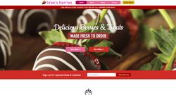 brees berries portfolio