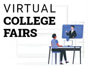 Bonanza of Virtual College Fairs