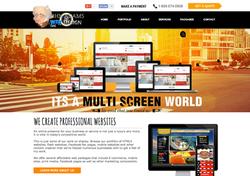 john adams web design portfolio new
