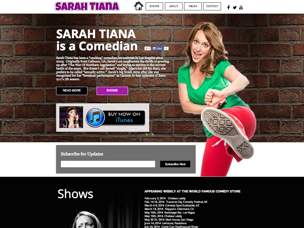 sarah tiana third portfolio