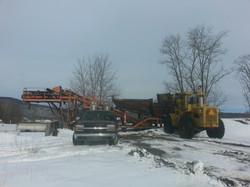 asphalt plant demolition