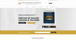 legal english books portfolio