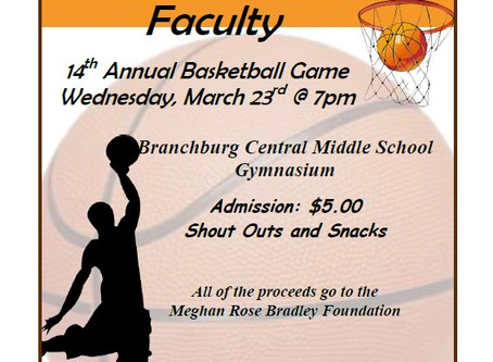Police vs. Faculty Annual Basketball Game