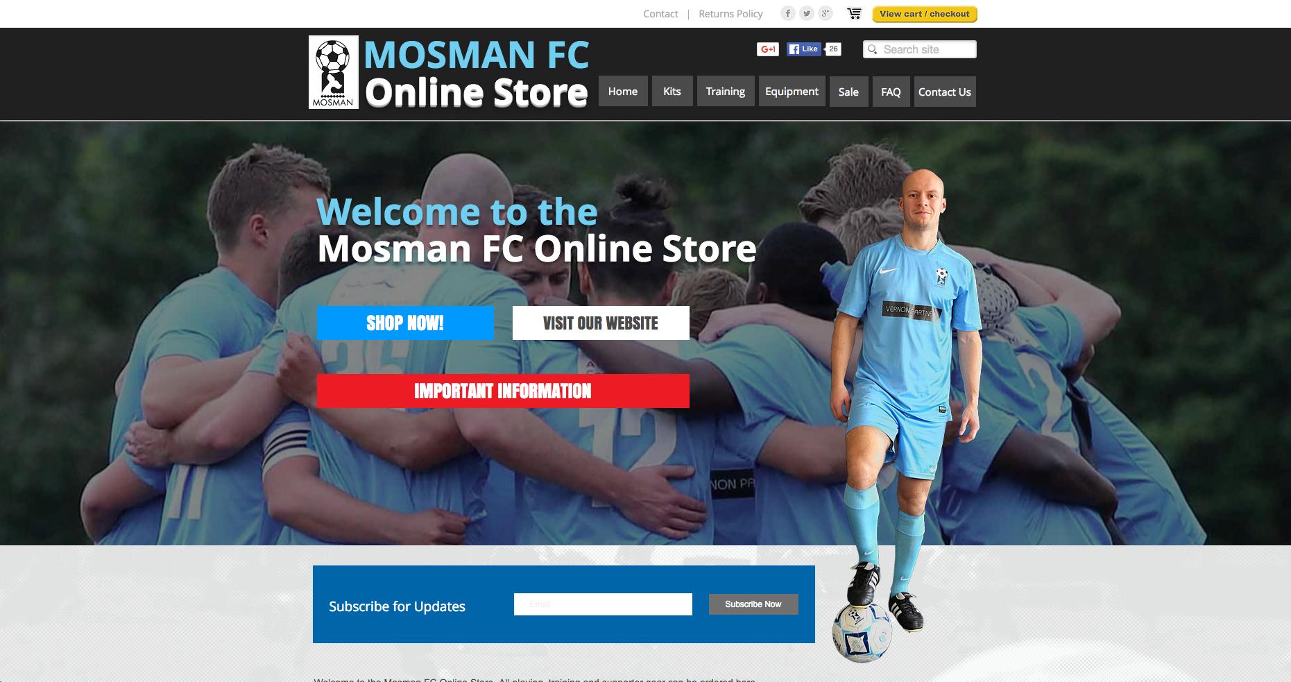 mosman portfolio