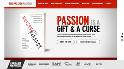 passion paradox portfolio