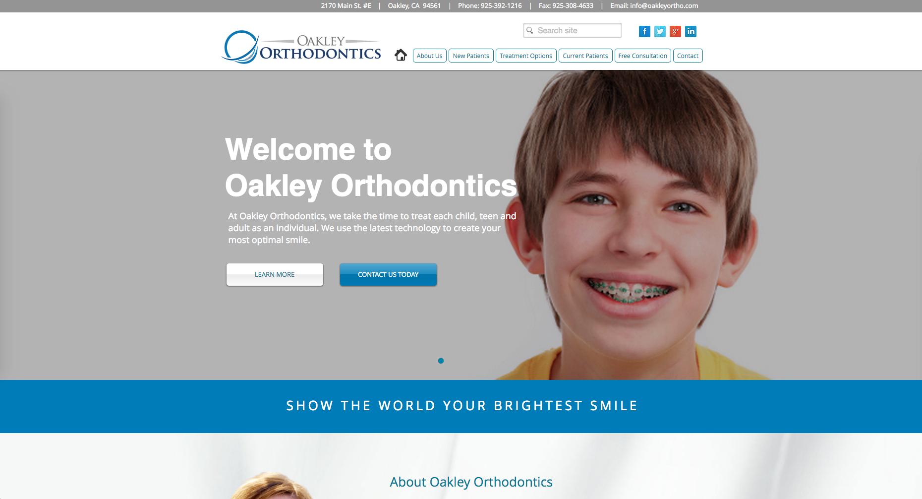 oakley portfolio