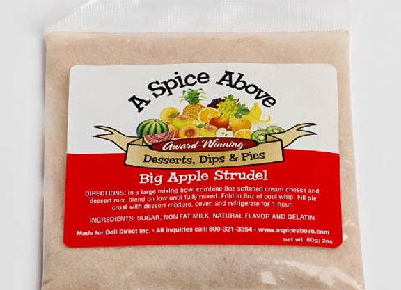 Big Apple Strudel