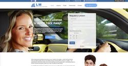 lm driving school portfolio