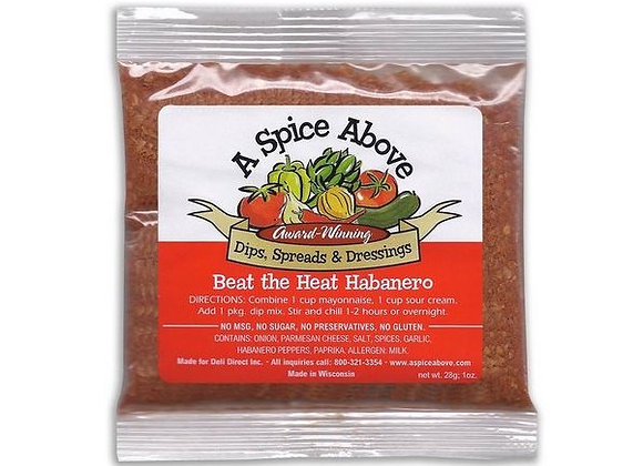 Beat the Heat Habanero