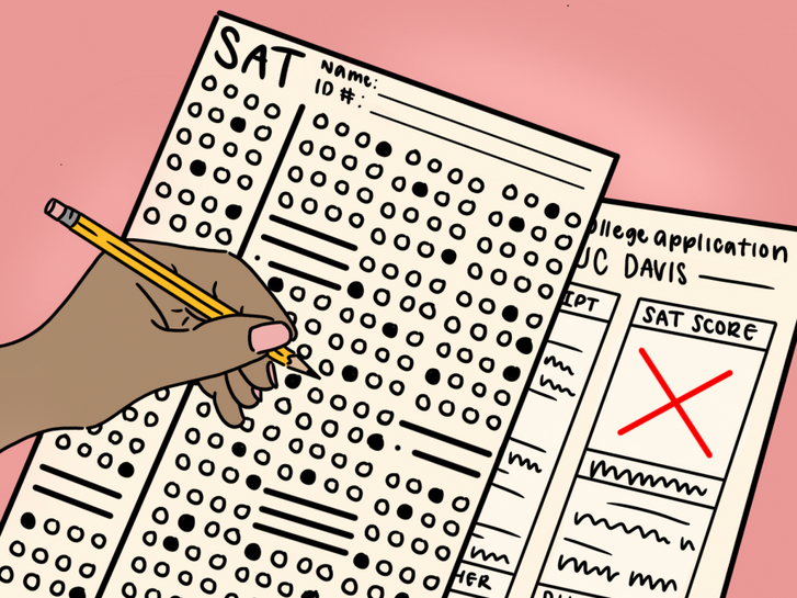 Saturday is SAT Test Day!