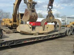 Counterweight Unload