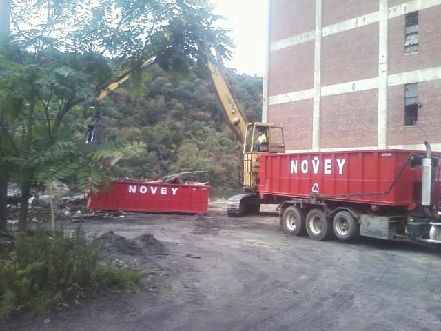 Demolition Material 1