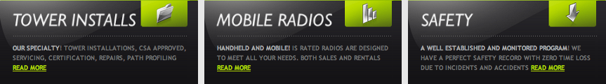 Mobile Radio Sales & Rentals in Dawson Creek