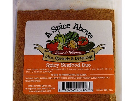 Spicy Seafood Duo