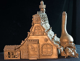 The Wicked Witch's Candy House