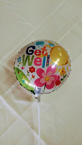 "Balloon 6"" With Pick B5"