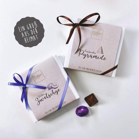 Böckeler Schokolade im Heimat Style