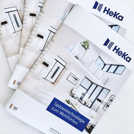 HeKa Fenster und Türen Produktekatalog
