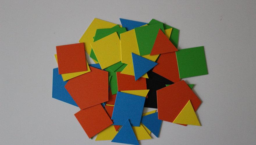 わけるとわかるわけるくん色板カード