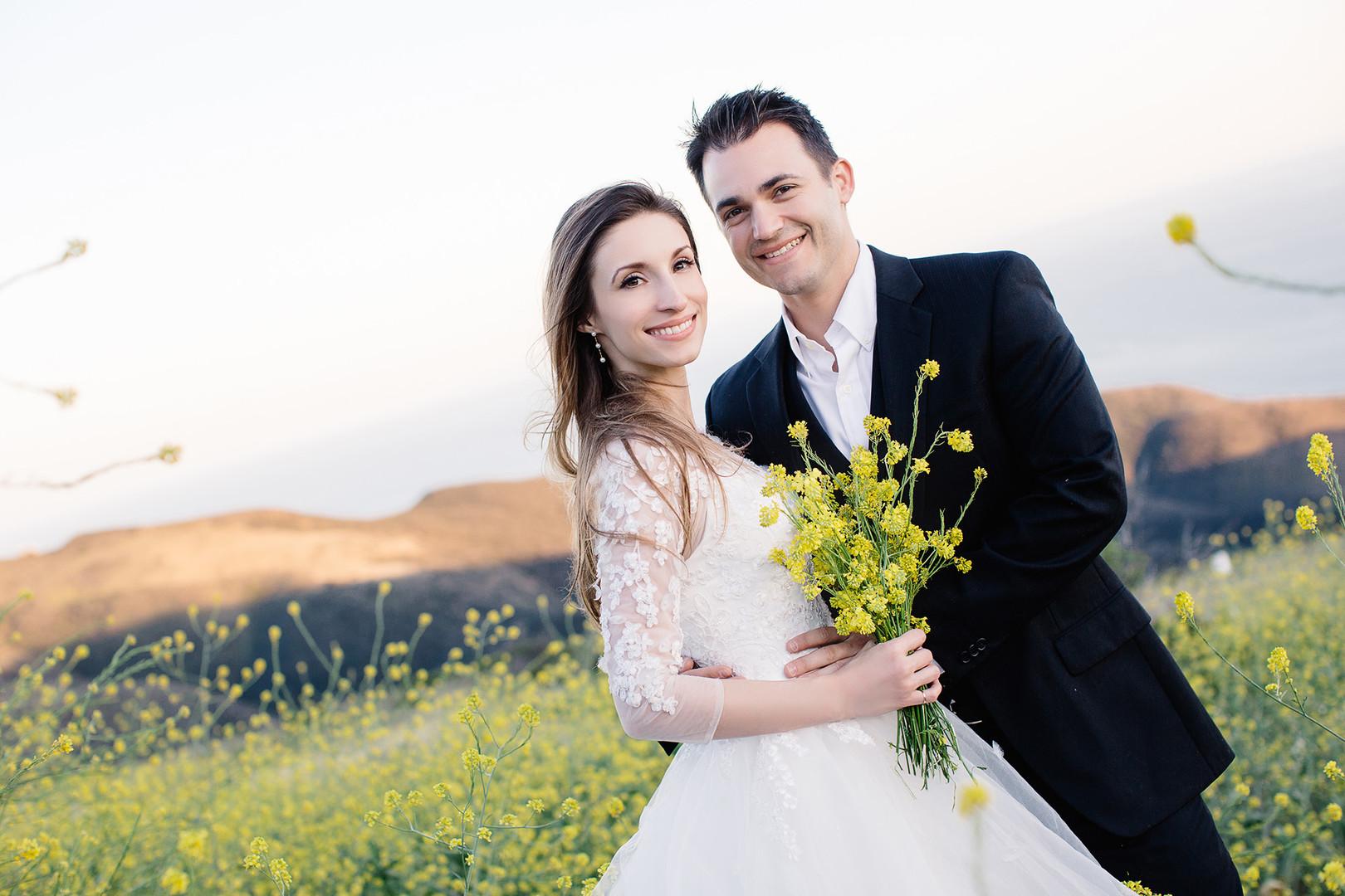 Yellow Flowers Malibu Wedding18.jpg