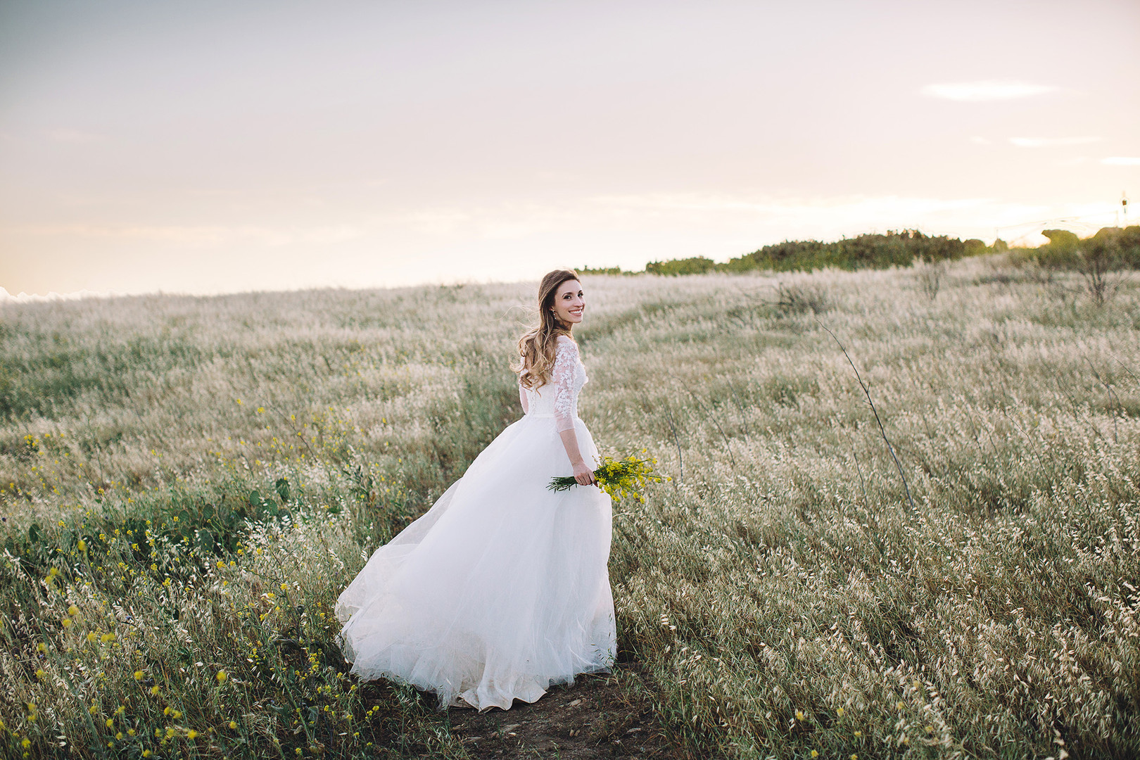 Yellow Flowers Malibu Wedding28.jpg