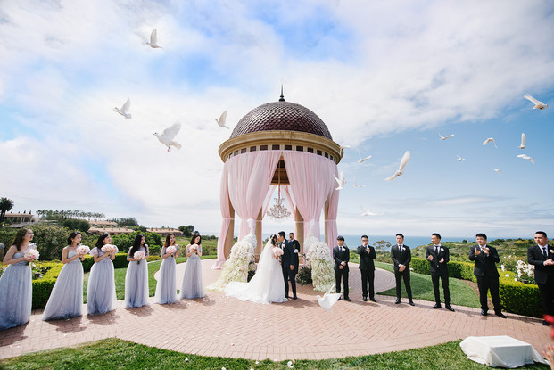 Pelican Hill婚礼11.jpg