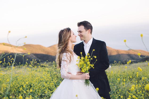 Yellow Flowers Malibu Wedding19.jpg