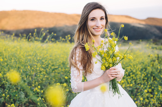 Yellow Flowers Malibu Wedding22.jpg