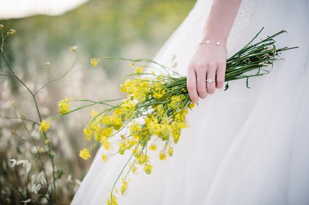 Yellow Flowers Malibu Wedding1.jpg