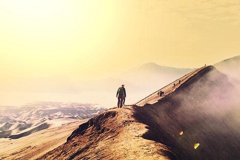 volcan randonneur