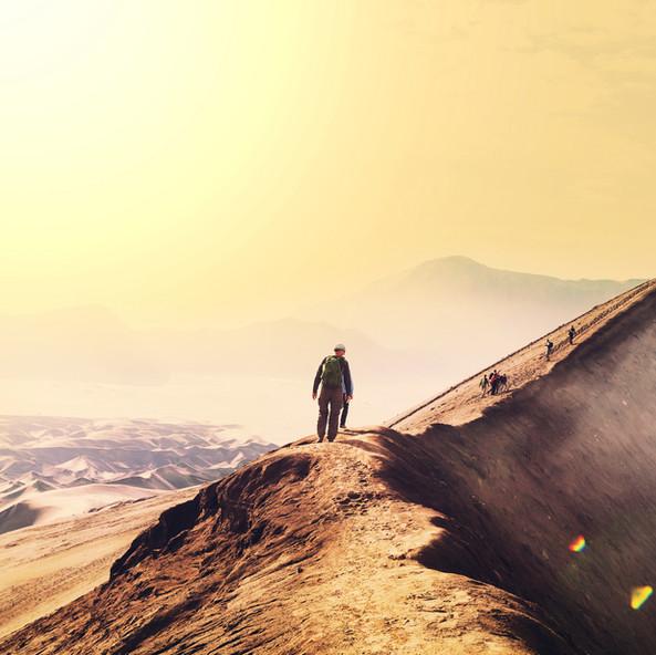 Volcano Hiker