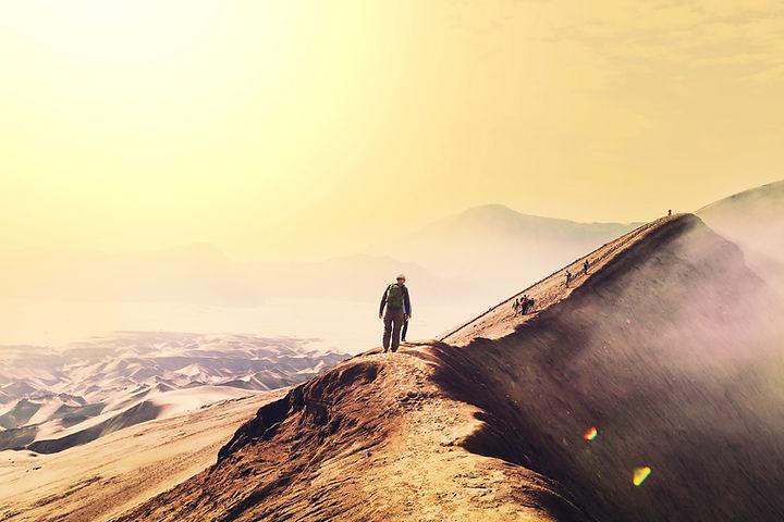 Vulcano Hiker
