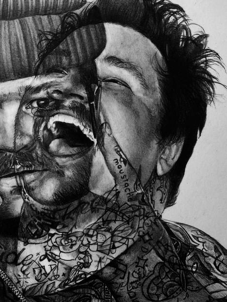 Graphite Pencil - Matty Matheson - 2020.