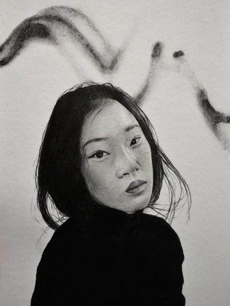 Graphite Pencil - Dahae Song - 2018.JPG