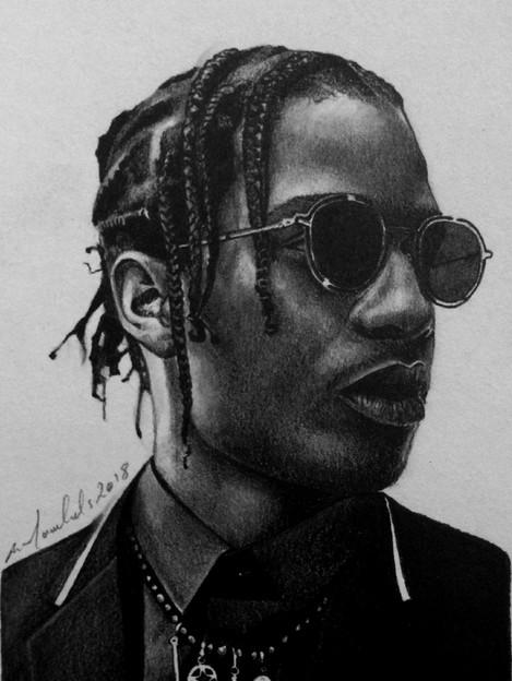 ASAP Rocky - Graphite Pencil - 2018_edit