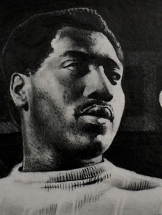 Graphite Pencil - Otis Redding - 2018