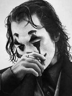 Graphite Pencil - The Joker - 2019.JPG