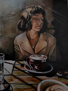 Oil Paint - Coffee Lighting - 2018.JPG